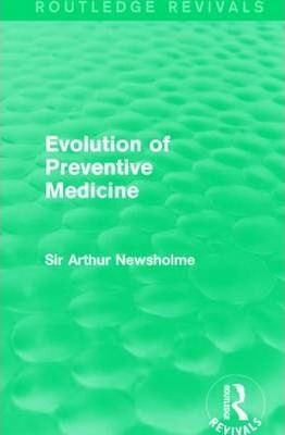 Evolution of Preventive Medicine