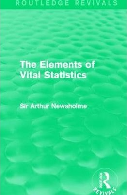 The Elements of Vital Statistics