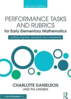 A Performance Tasks and Rubrics for Early Elementary Mathematics