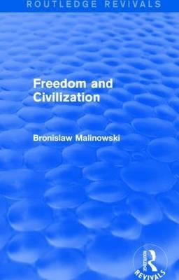 Freedom and Civilization