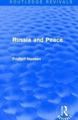 Russia and Peace