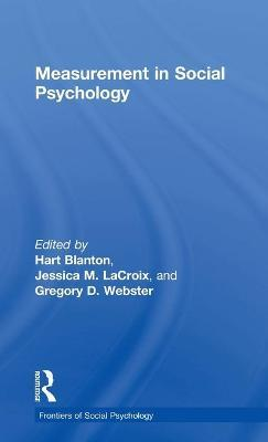 Principles of Research in Social Psychology