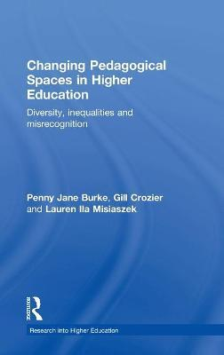 Changing Pedagogical Spaces in Higher Education