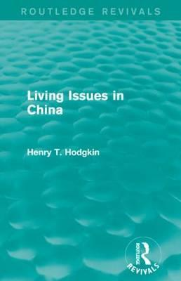 Living Issues in China
