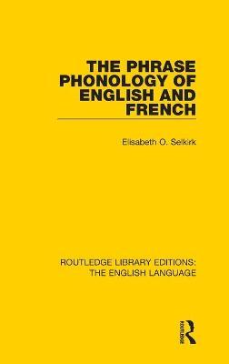 The Phrase Phonology of English and French
