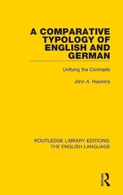 A Comparative Typology of English and German