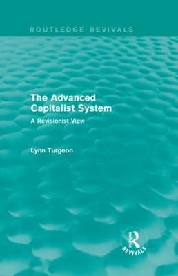 The Advanced Capitalist System