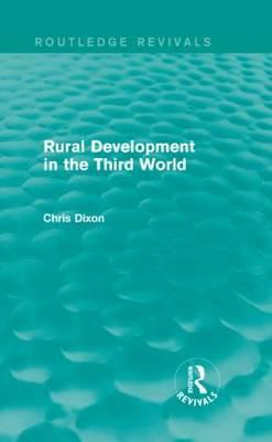 Rural Development in the Third World