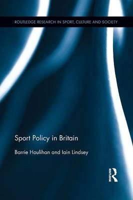 Sport Policy in Britain