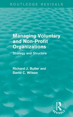 Managing Voluntary and Non-Profit Organizations