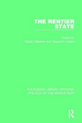 The Rentier State