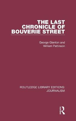 The Last Chronicle of Bouverie Street
