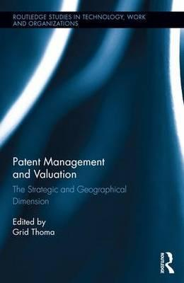 Patent Management and Valuation