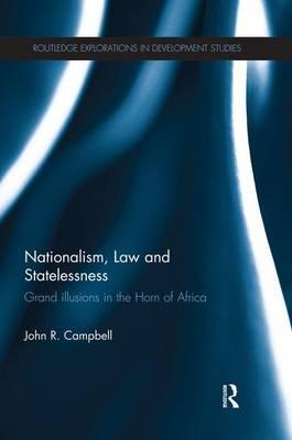 Nationalism, Law and Statelessness