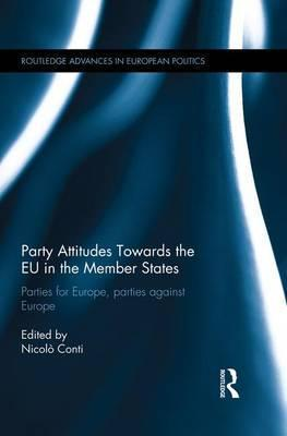 Party Attitudes Towards the EU in the Member States