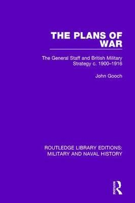 The Plans of War