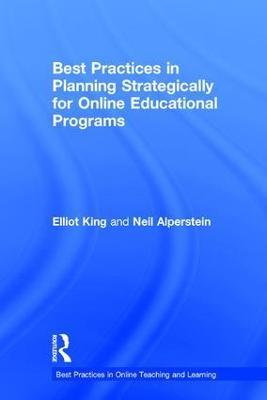 Best Practices in Strategic Planning for Online Educational Programs
