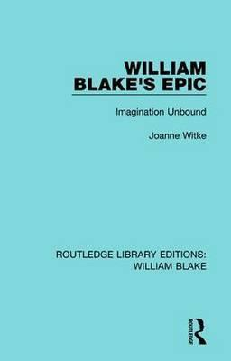 William Blake's Epic