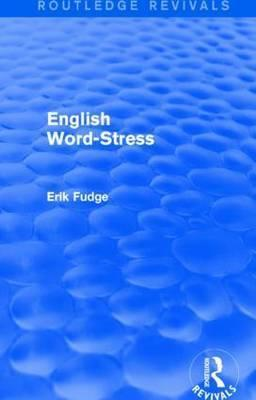 English Word-Stress