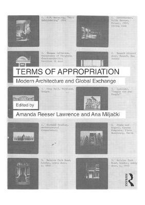 Terms of Appropriation