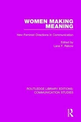 Women Making Meaning