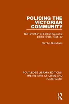 Policing the Victorian Community