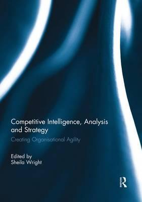 Competitive Intelligence, Analysis and Strategy