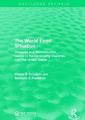 The World Food Situation