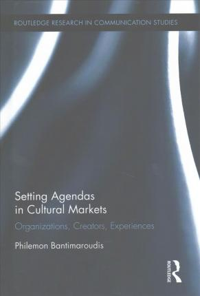 Setting Agendas in Cultural Markets