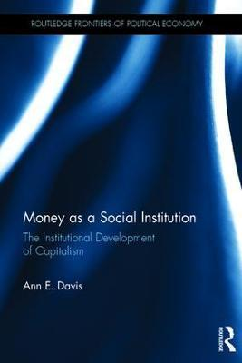 Money as a Social Institution