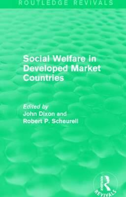 Social Welfare in Developed Market Countries