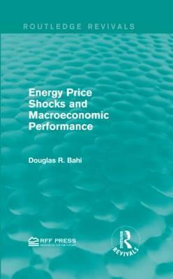 Energy Price Shocks and Macroeconomic Performance