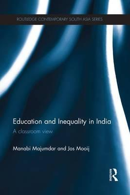 Education and Inequality in India