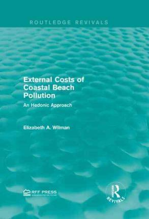 External Costs of Coastal Beach Pollution