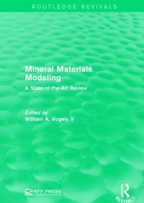 Mineral Materials Modeling