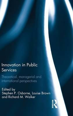 Innovation in Public Services