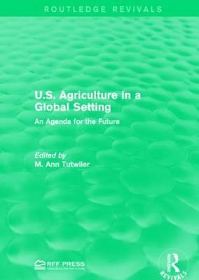 U.S. Agriculture in a Global Setting