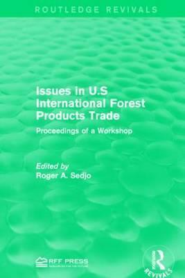 Issues in U.S International Forest Products Trade