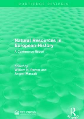 Natural Resources in European History