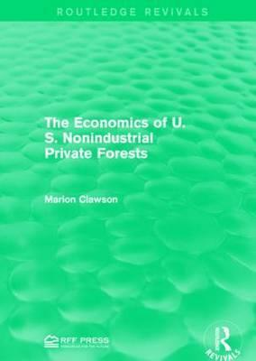 The Economics of U.S. Nonindustrial Private Forests