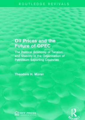 Oil Prices and the Future of OPEC
