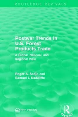 Postwar Trends in U.S. Forest Products Trade