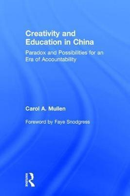 Creativity and Education in China
