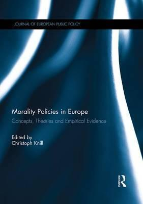 Morality Policies in Europe
