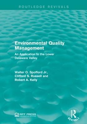 Environmental Quality Management