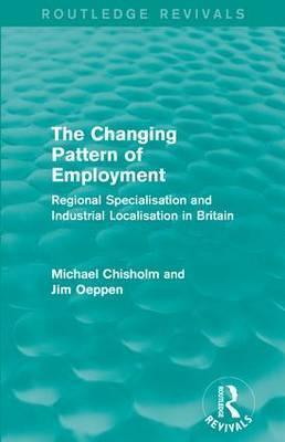 The Changing Pattern of Employment
