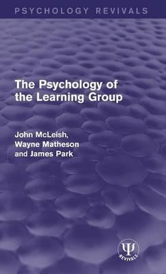 The Psychology of the Learning Group
