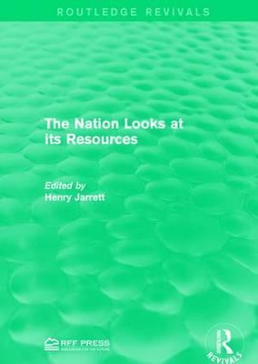 The Nation Looks at its Resources