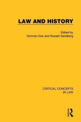 Law and History