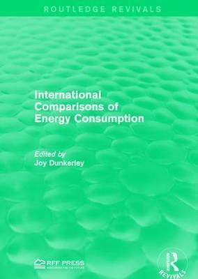 International Comparisons of Energy Consumption
